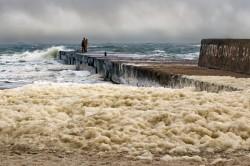 «Запенилось море» Владимир Ландин