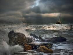 «Обыкновенный шторм» Владимир Ландин
