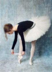 «Балерина» Валентина Опольская