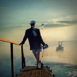 «За три моря...» Ирина Роик
