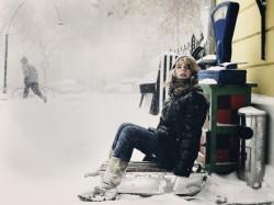 «Зимняя история» Кристина Яловая