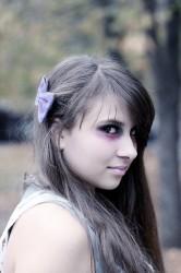 «Halloween 2011». Маша Костылева.